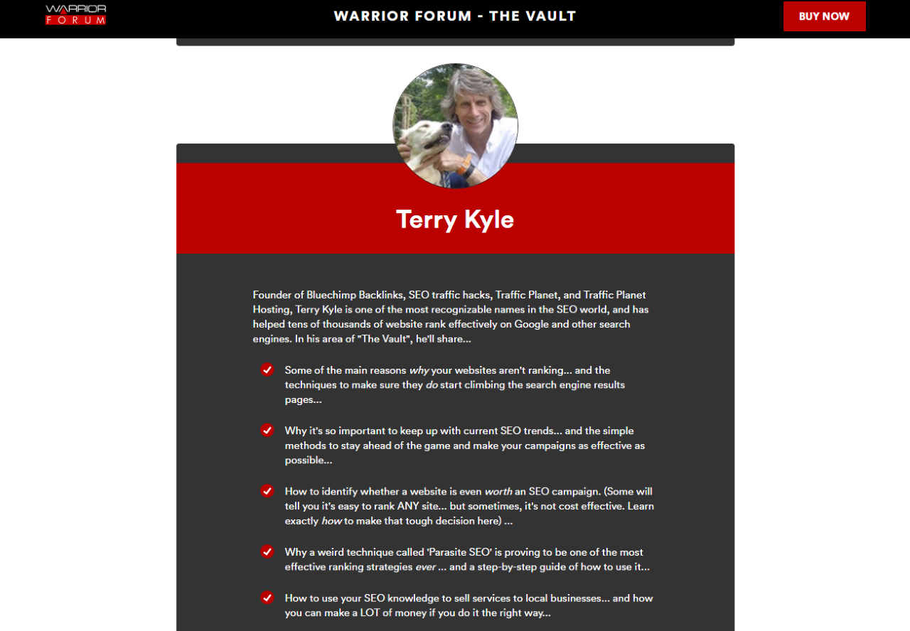 terry-kyle-on-warrior-forum
